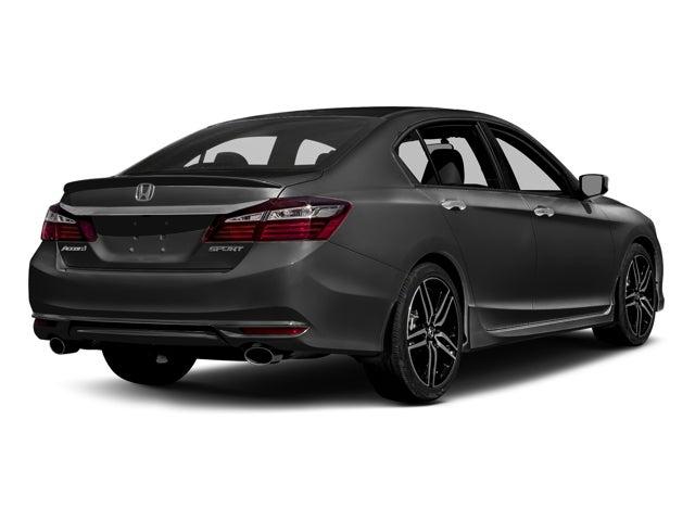 2017 Honda Accord Sedan Sport In Jefferson County Ky Louisville Infiniti