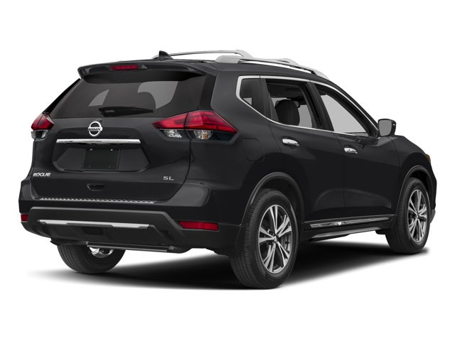 2017 Nissan Rogue Sl In Jefferson County Ky Louisville Infiniti