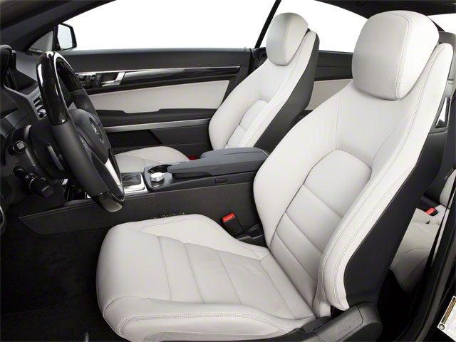 2012 mercedes e class coupe interior