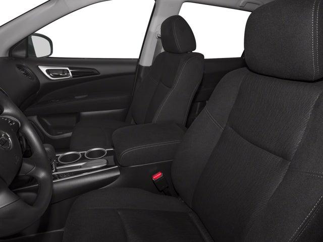2016 Nissan Pathfinder Sv In Jefferson County Ky Louisville Infiniti
