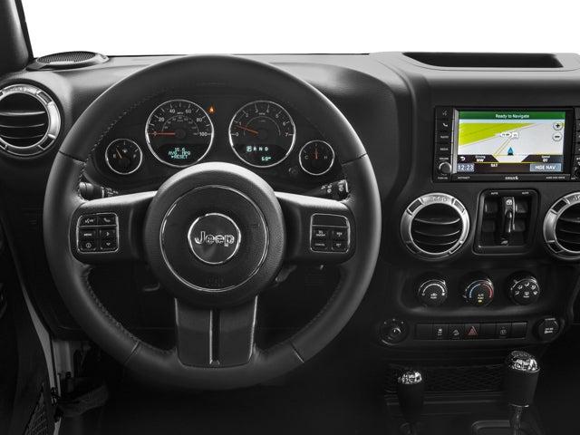 2017 Jeep Wrangler Unlimited Rubicon In Jefferson County Ky Louisville Infiniti