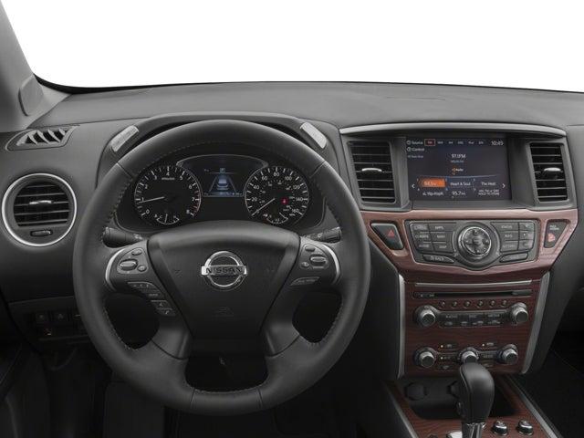 2017 Nissan Pathfinder Platinum In Jefferson County Ky Louisville Infiniti