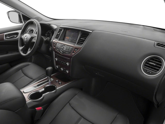2018 Nissan Pathfinder Platinum Jefferson County Ky Serving Oldham
