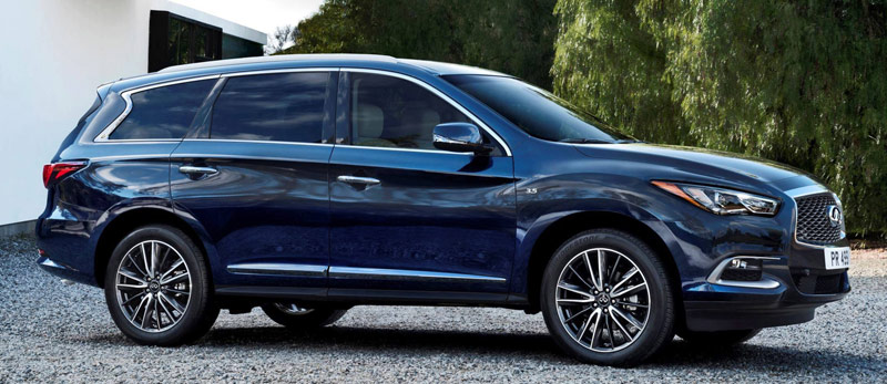Differences In 2016 Infiniti Qx60 Trim Packages