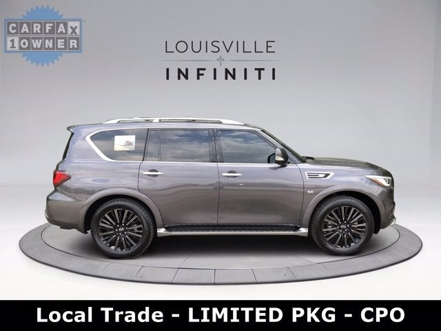 2019 Infiniti Qx80 Limited Jefferson County Ky Serving Oldham